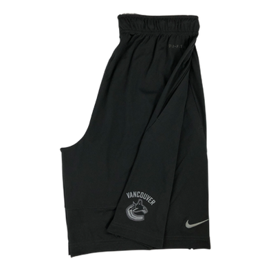 Vancouver Canucks Nike Dry Training Short BK