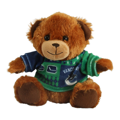 Vancouver Canucks Forever Ugly Sweater Bear