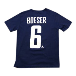 Vancouver Canucks Youth N&N Tee Boeser - Vanbase