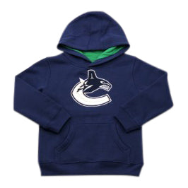 Vancouver Canucks Childrens Outer Primary Hoody - Vanbase
