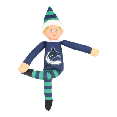 Vancouver Canucks Forever Team Elf on the Shelf - Vanbase