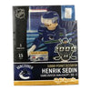 Vancouver Canucks OYO Henrik Sedin 1000 Point Figure - Vanbase