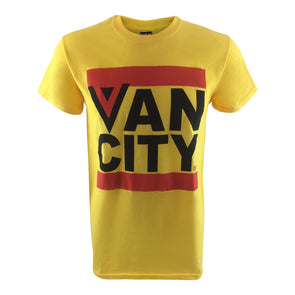 Vancouver Canucks Vancity Flying V Tee - Vanbase
