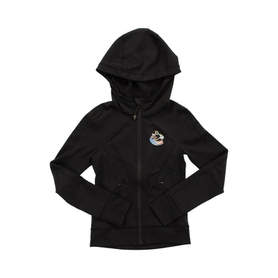 Canucks lululemon Girls Perfect Your Practice Hoodie