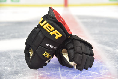 Pettersson Bauer Black Skate Gloves (NEW)