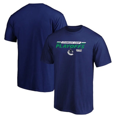 Vancouver Canucks Playoffs 2020 Locker Room T-shirt (Pre-Order Aug. 26)