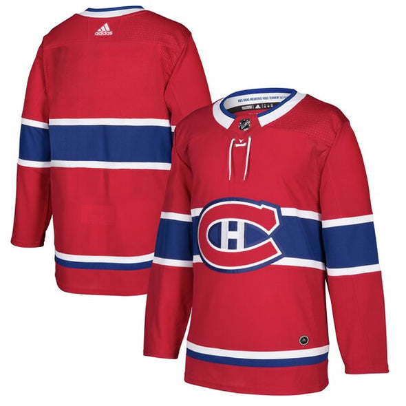 Adidas Pro Montreal Canadians Home Jersey