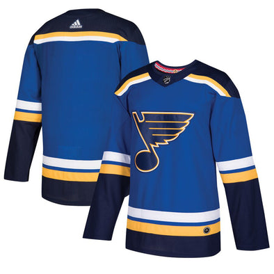 Adidas Pro St. Louis Blues Home Jersey