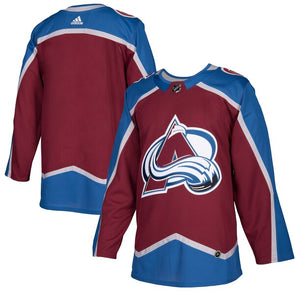 Adidas Pro Colorado Avalanche Home Jersey