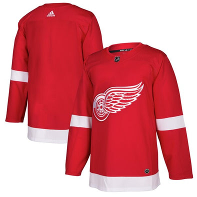 Adidas Pro Detroit Red Wings Home Jersey