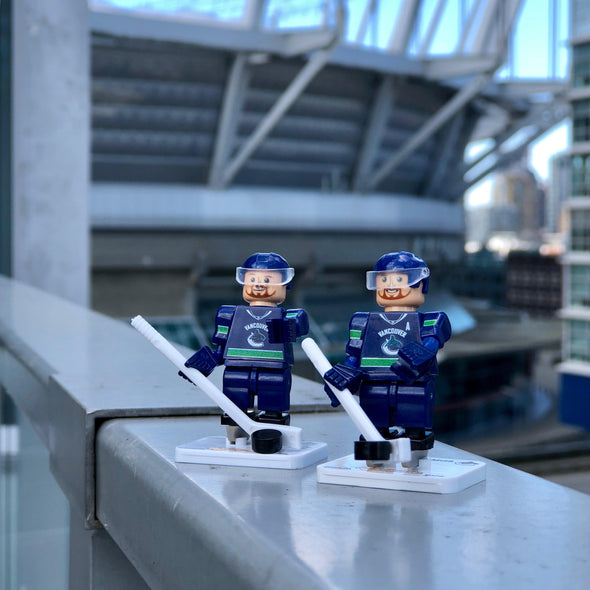 Vancouver Canucks OYO Daniel Sedin 1000 Point Figure - Vanbase