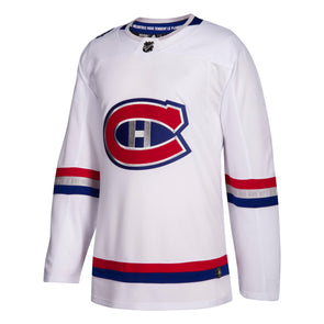 Montreal Canadiens Heritage Classic 100 Year Authentic Jersey - Vanbase