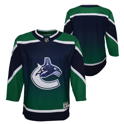 Vancouver Canucks Youth Special Edition Jersey