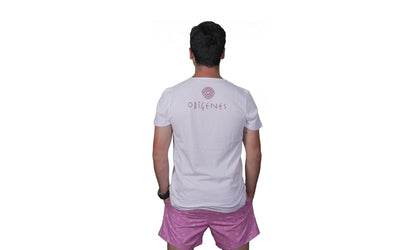 Polera Men´s Pocket White Orígenes