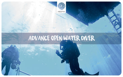Advance Open Water Diver Orígenes