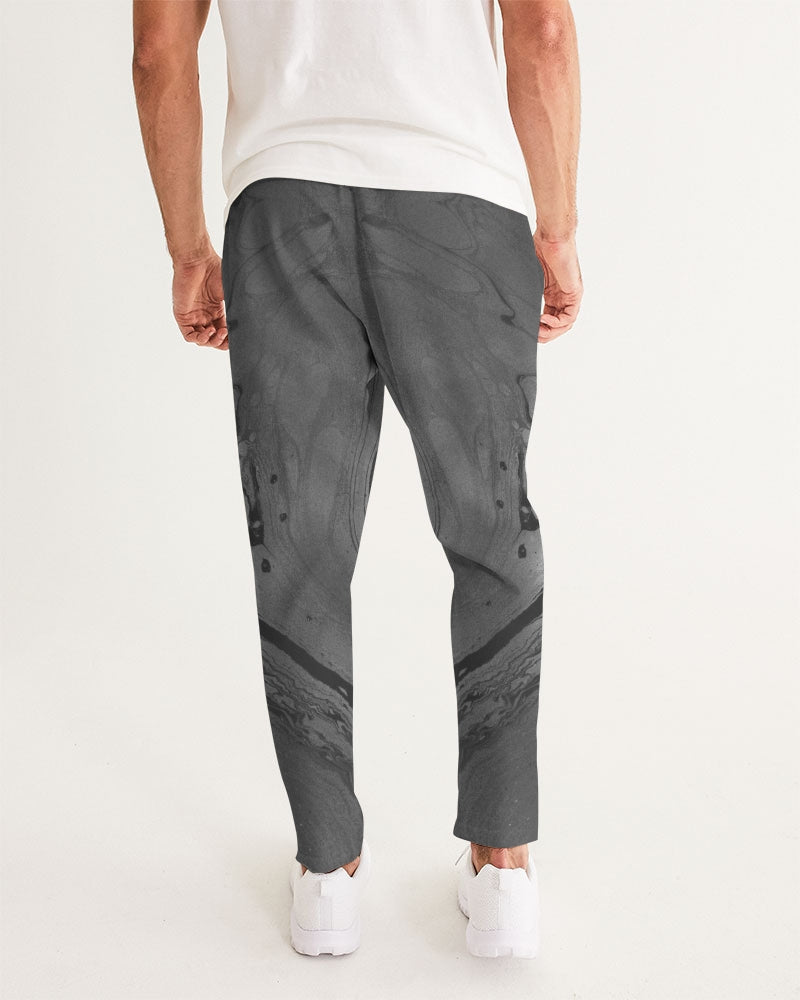 UNI W Grey Guys Joggers