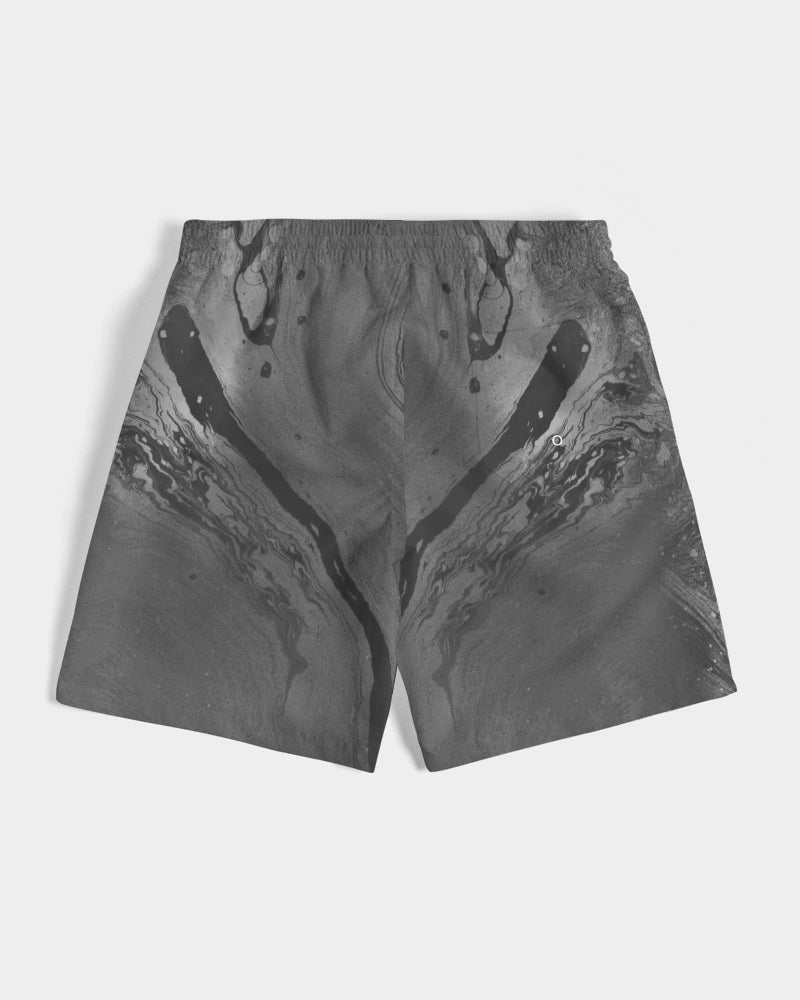 UNI W Grey Guys Swim Trunk