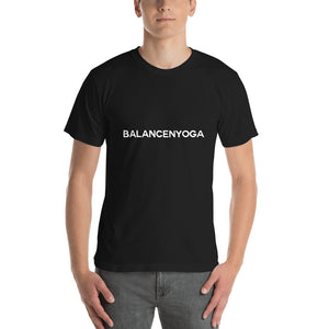 Men's Balancenyoga Short Sleeve T-Shirt