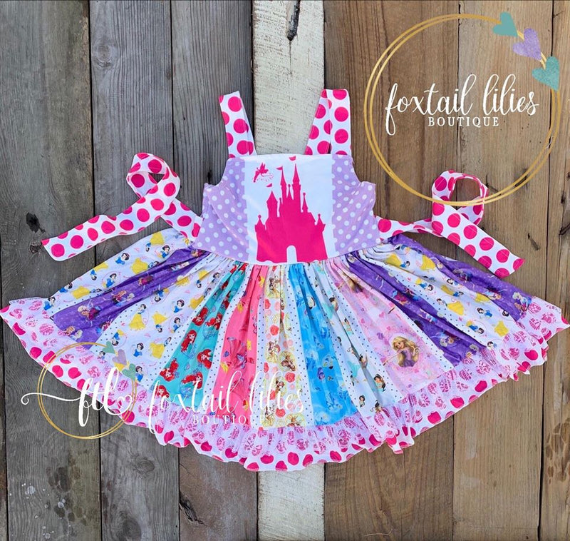 FTL Original Princess Twirl Dress