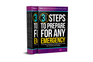 3 Simple Steps to Prepare For Any Emergency