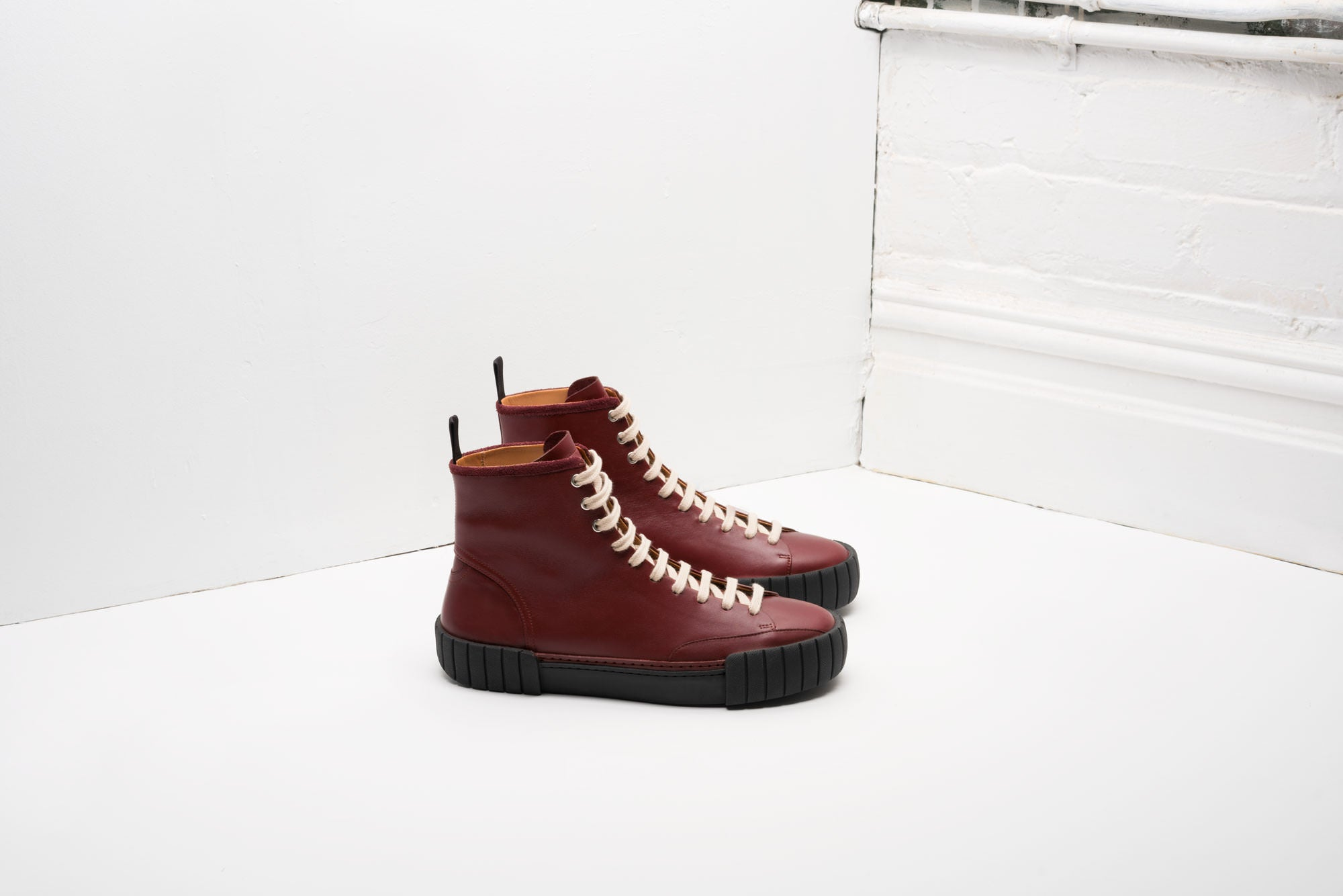 Boot - Oxblood