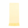 bright-yellow stripe