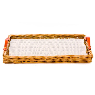 Island Tray, Medium Orange