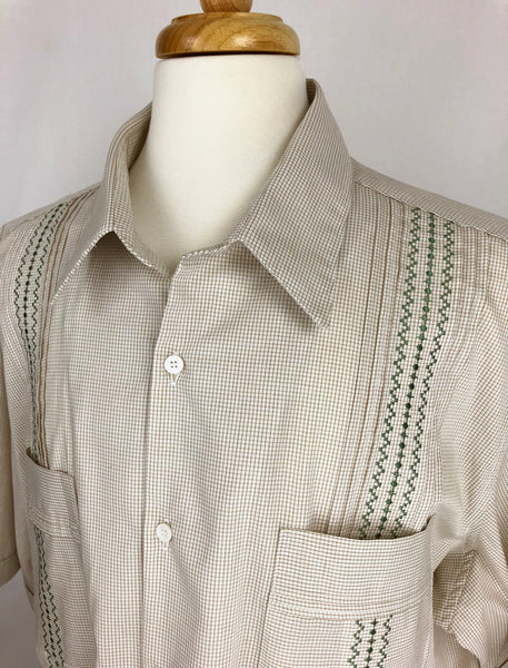Guayabera Men's Shirts