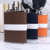 Striped Flask