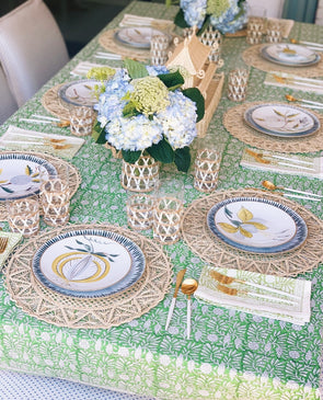 Jasmine Tablecloth