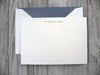 Thermography Stationery - Roman Shaded