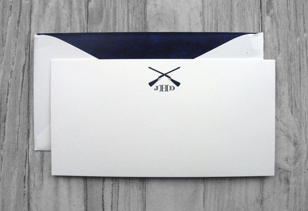 Engraved Stationery - Design Your Own