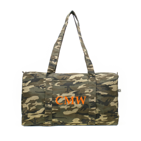 Ellis-Hill-Canvas-Duffle-Bag-Monogrammed