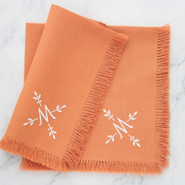 Fringe Dinner Napkins