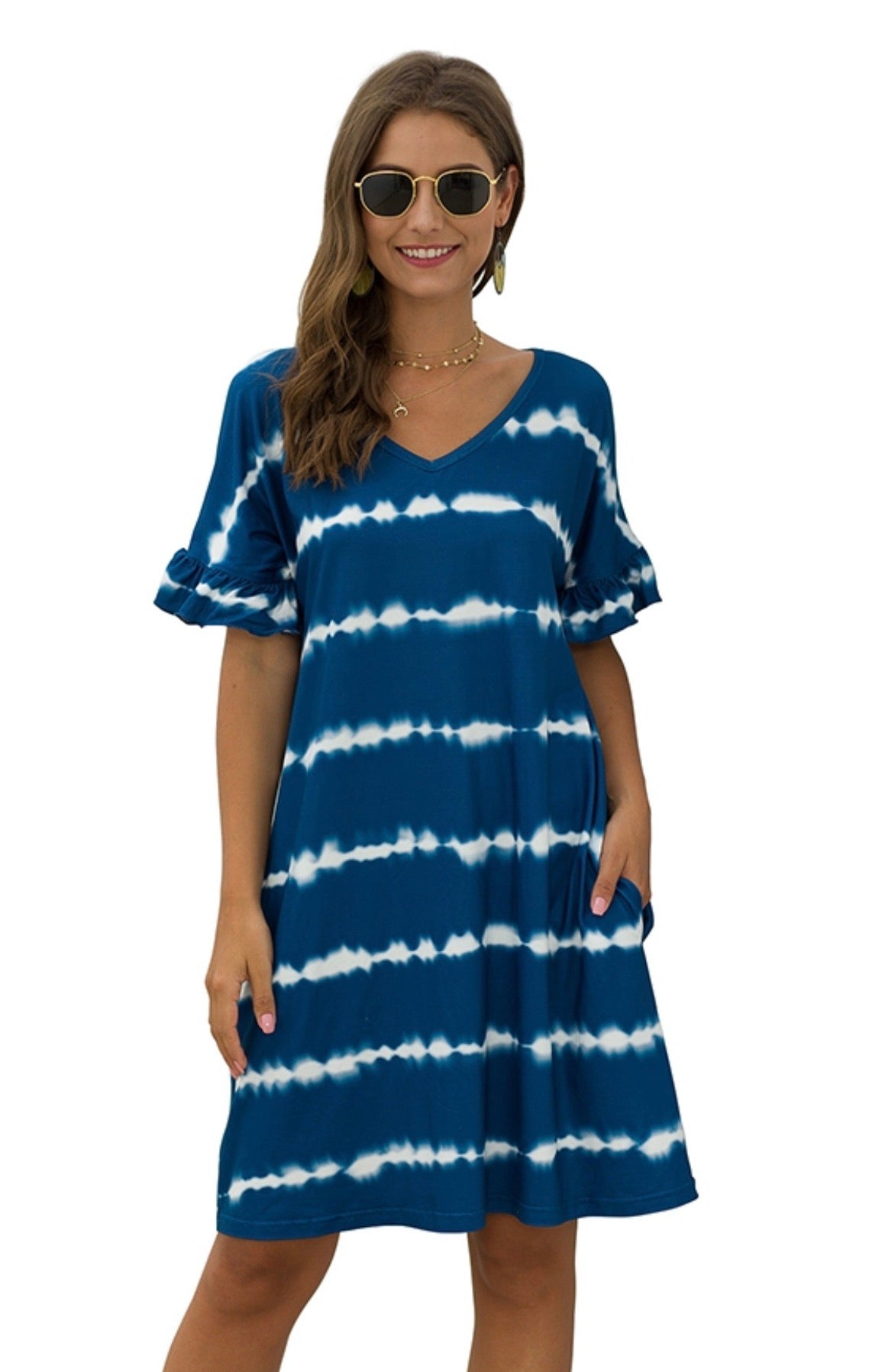 The Courtney Comfortable Dress