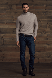 Antony  Turtle Neck Sweater