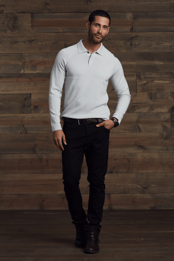 Worden  Polo Sweater