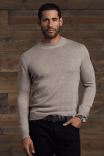 Pratt  Neck Detail Sweater