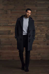 Brent Wool Duffle Coat