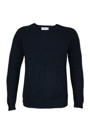 Vince  Fuzzy Pocket Sweater
