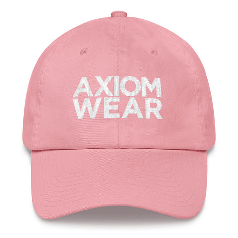 """Axiomwear Logo"" Dad hat"