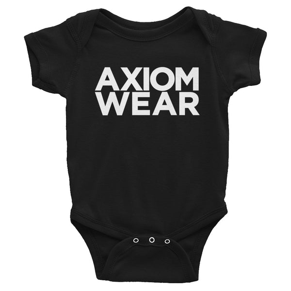 """Axiomwear Logo"" Infant Bodysuit"