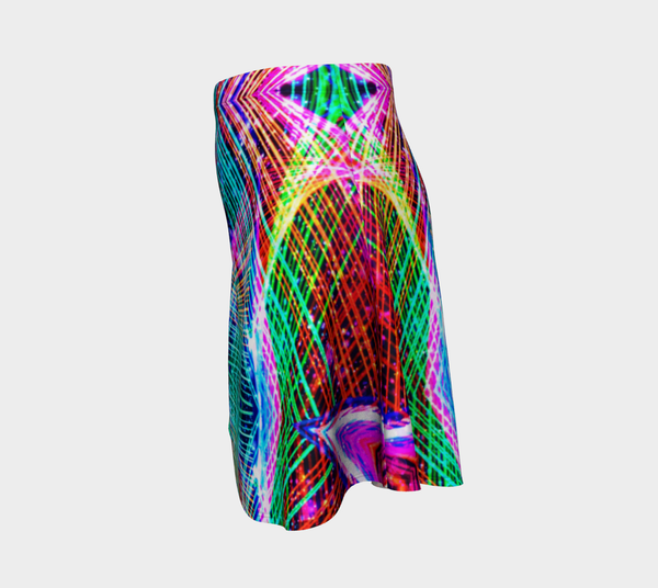 Cadillac Rainbows Flare Skirt Mexico 2020 - A Circus of Light