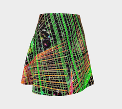 Strings and Things Flare Skirt Mexico 2020 - A Circus of Light