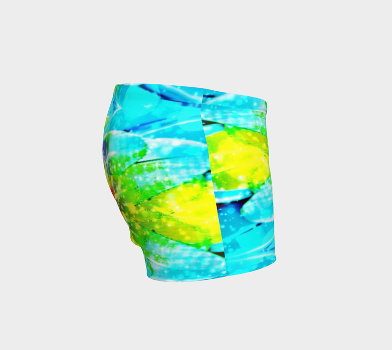 Macaw Swim Shorts - A Circus of Light