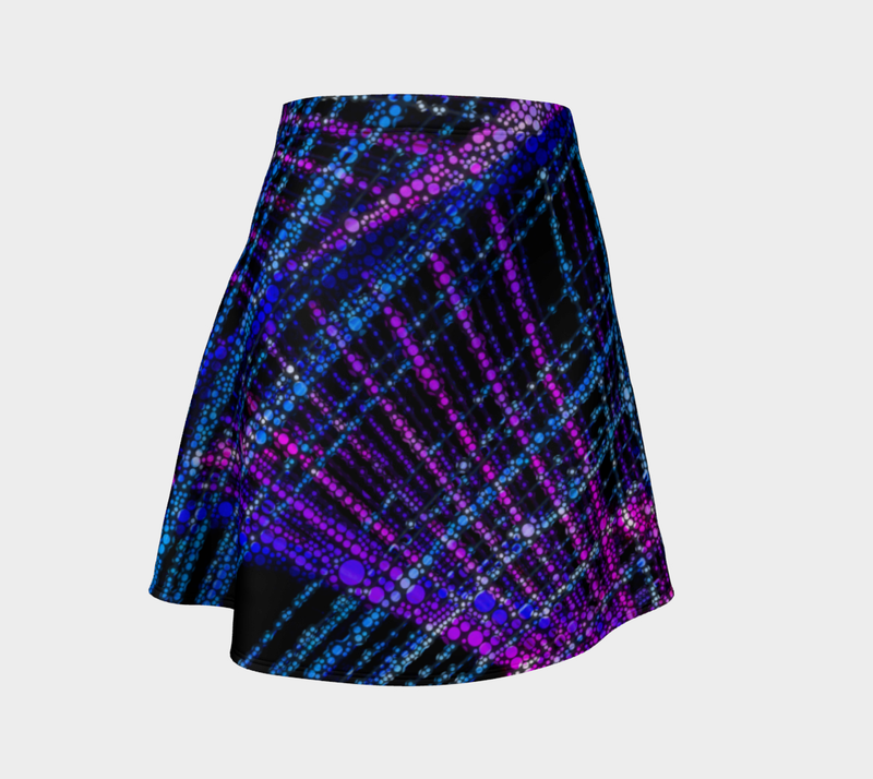 Thin Thin Bubble Flare Skirt Mexico 2020 - A Circus of Light
