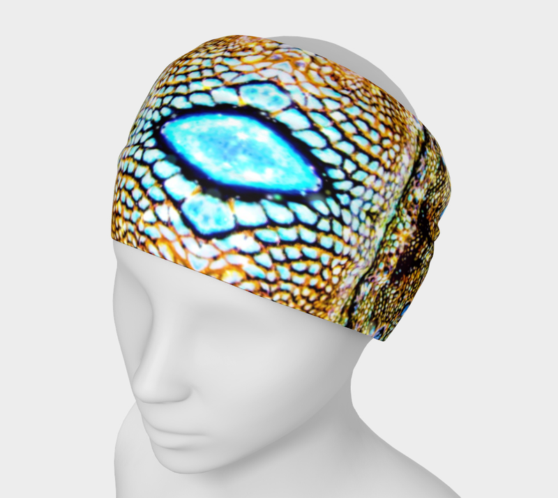 Iguana Headband - A Circus of Light