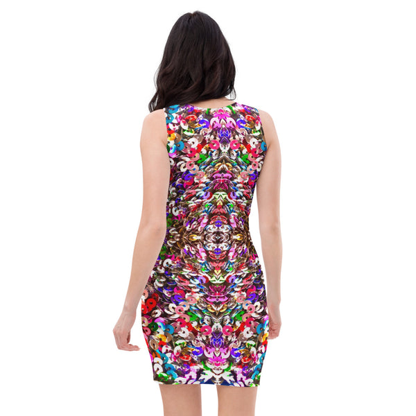 Confetti Bodycon Dress - A Circus of Light