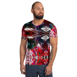 Parker Men's Athletic T-shirt - A Circus of Light