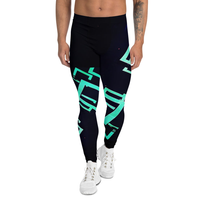 Vapor Men's Leggings - A Circus of Light